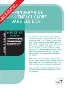 Panorama de l'Emploi Cadre dans les ETI