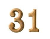 chiffre 31