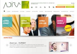 Kuribay partenaire Adrira